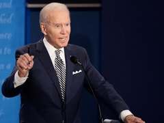 "Biden Accuses Trump Of Waving ""White Flag Of Defeat"" Over Pandemic"