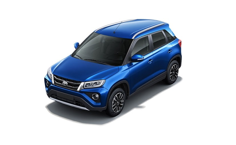 The newly launched Toyota Urban Cruiser subcompact SUV comes in total of six variants