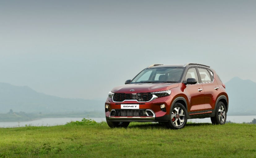 Kia launched the Sonet in September this year
