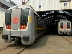 दिल्ली मेट्रो की ब्लू एवं पिंक लाइन पर सेवा आज से होगी बहाल
