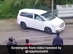 Kerala Man's Perfect Parallel Parking Video Leaves Twitter Impressed