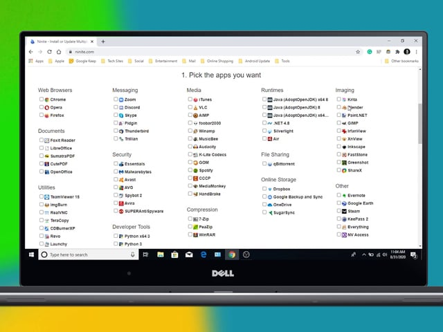Video : Got A New Laptop? Install All Essential Apps In 1 Click   How To Install App In Laptop Windows 10