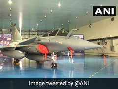 "5 Rafale Jets Join Indian Air Force's ""Golden Arrows"" Squadron: 10 Points"