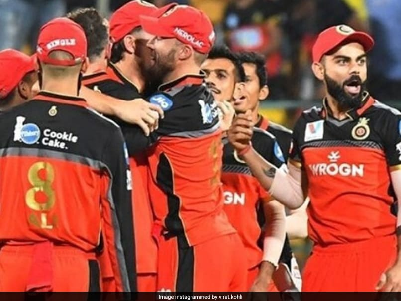 SRH vs RCB: Virat RCB team hails real covid heroes, thats how takes field in unique style