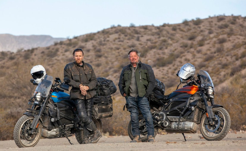 Long Way Up reunites Ewan McGregor and Charley Boorman for another epic motorcycle journey