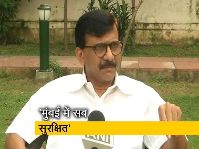 Videos : जब हम सत्ता में भी नहीं थे तब भी मुंबई का संरक्षण हमने किया: संजय राउत