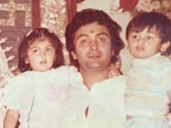 On Ranbir Kapoor's Birthday Eve, Sister Riddhima Shares Rare Throwback Pics