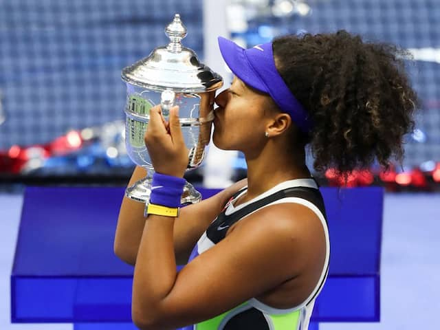 Naomi Osaka Climbs To Third In WTA Rankings After US Open Title Win