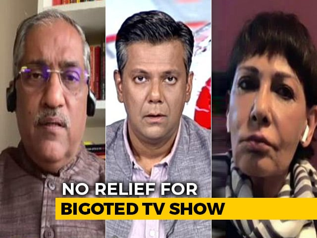 """Video : """"Any Community Shouldn't Become A Target"""": Top Court On Sudarshan TV Row"""
