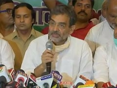 Ex-Union Minister Upendra Kushwaha, Out of Options, Talks Bihar 3rd Front