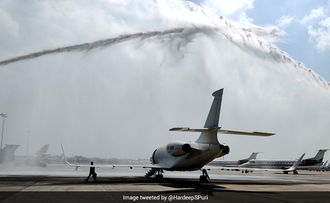 Photo of Delhi Airport Opens Exclusive Terminal For Private Jets. Details Here