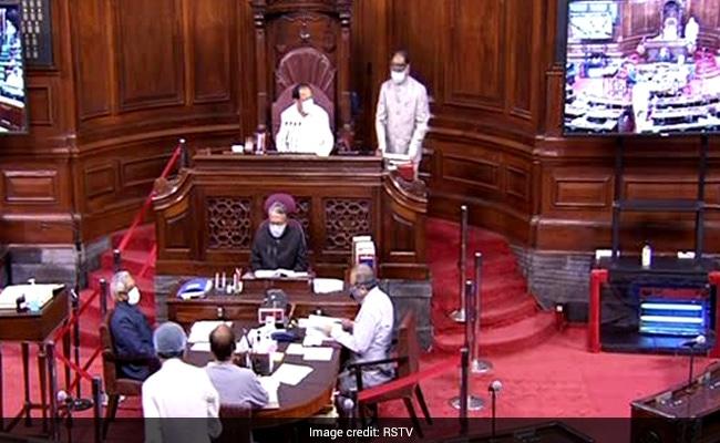 Amid Protests, Big Test For Farm Bills In Rajya Sabha Today: 10 Points