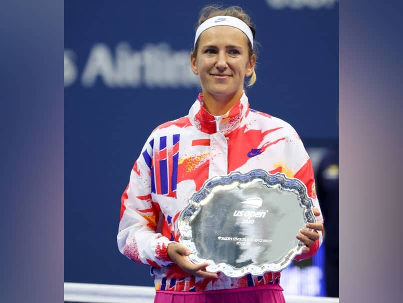 """Proud"" Victoria Azarenka To Fight For More Grand Slam Titles"