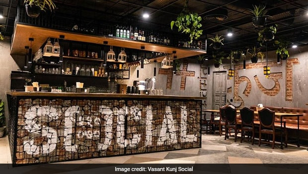 Vasant Kunj Social Reopens For Dine-In After The Lockdown - Get Ready For The Long-Due Indulgence