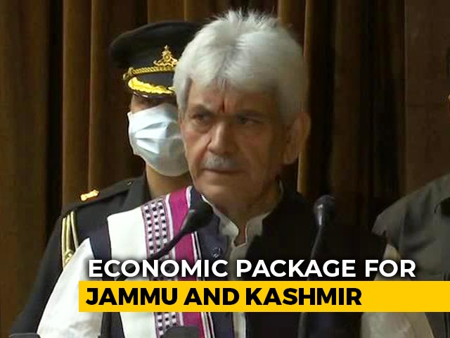 Video : 50% Discount In Water, Power Bills As J&K Announces Major Economic Relief