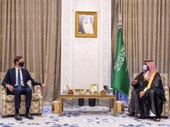 Saudi Crown Prince Meets With US Presidential Advisor Jared Kushner