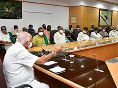 """""""They've Been Misinformed"""": Karnataka Chief Minister On Farmers' Protest"""