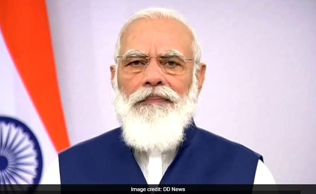 PM Modi Pays Tribute To Freedom Fighter Shyamji Krishna Varma On His Birth Anniversary