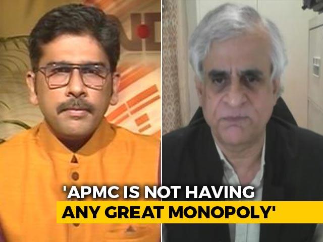 Video : PM Modi Can Solve The Problem By Putting His Assurances On Paper: P Sainath On Kisan Crisis