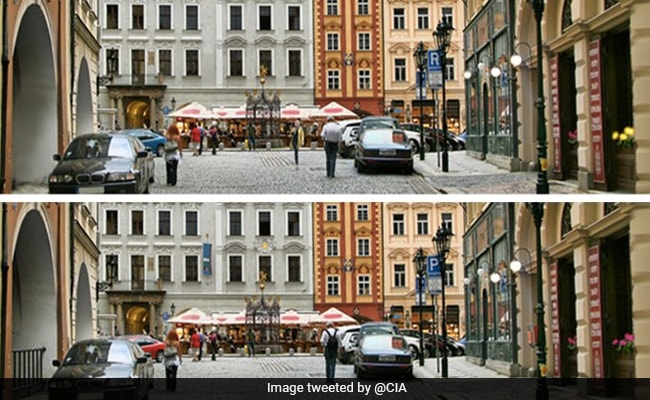 CIA Challenged People To Find 10 Differences In This Pic. They Found More