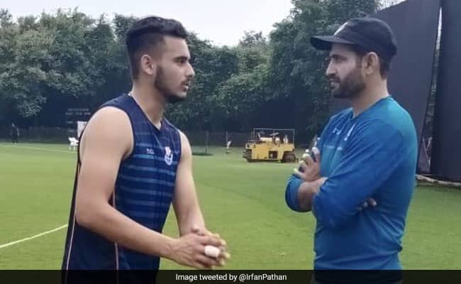 IPL 2020 Jammu & Kashmir's cricketing fraternity as Abdul Samad make his ipl debut Irfan Pathan react on it