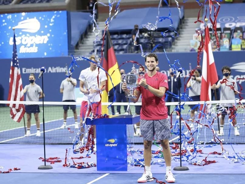 Dominic Thiem Us Open Champion Says First Slam Frees Him Up For More Tennis News