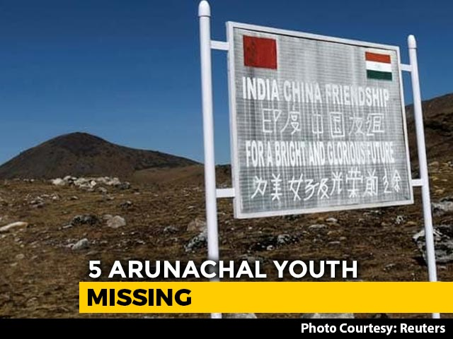 """Video : """"Yet To Receive Any Response From China"""": Army On 5 Missing Arunachal Men"""