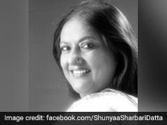 फैशन डिज़ाइनर शरबरी दत्ता का 63 वर्ष की आयु में कोलकाता में निधन
