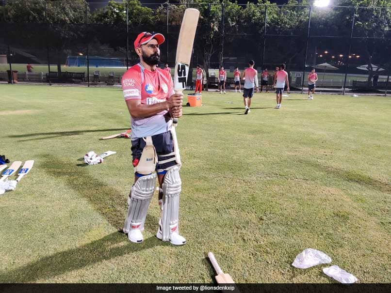 """""""Look What 2020s Doing To Us All"""": Kings XI Punjab React As Mohammed Shami Pads Up"""