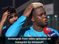 IPL 2020, DC vs SRH: Delhi Capitals Captain Shreyas Iyer Mimics Shimron Hetmyer Hilariously During Interview. Watch