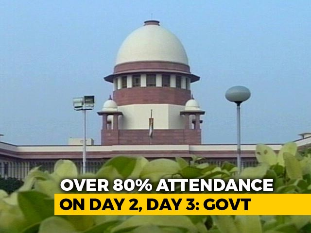 Video : JEE Main, NEET 2020: Supreme Court To Hear Review Petition Seeking Postponement Of Exam Today