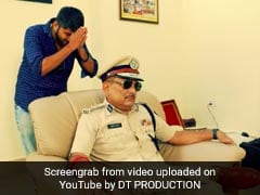 """Ex Bihar Top Cop Is """"Robin Hood"""" Pandey In New Music Video As He Quits"""