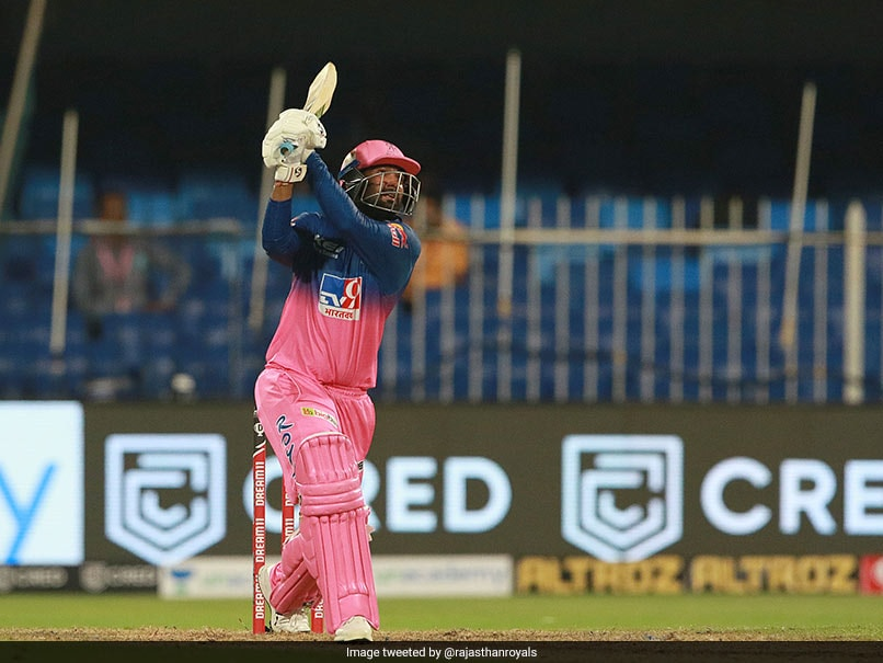 IPL 2020, RR vs KXIP: Sanju Samson Reveals Why Rahul Tewatia Was Promoted To No. 4