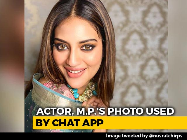 Video : Trinamool's Nusrat Jahan's Pic On Dating App Ad, Probe On After Complaint