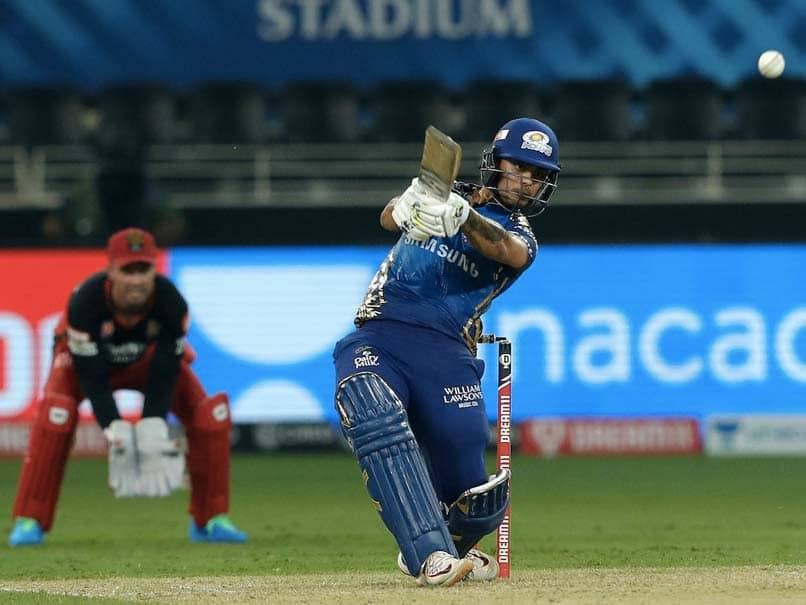 IPL 2020, RCB vs MI: Rohit Sharma Explains Why Ishan Kishan Didnt Come Out To Bat In Super Over