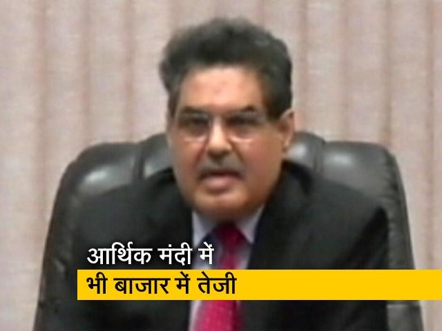 Videos : एक अप्रैल से अब तक 5 लाख करोड़ का निवेश: सेबी चेय़रमैन अजय त्यागी