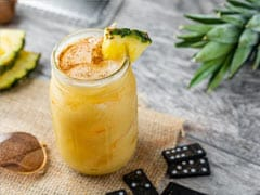 How To Make Pineapple, Orange And Bottle Gourd Juice For Weight Loss And Immunity