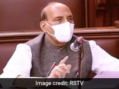 """Landmark Day"": Rajnath Singh On Passage Of Farm Bills In Rajya Sabha"