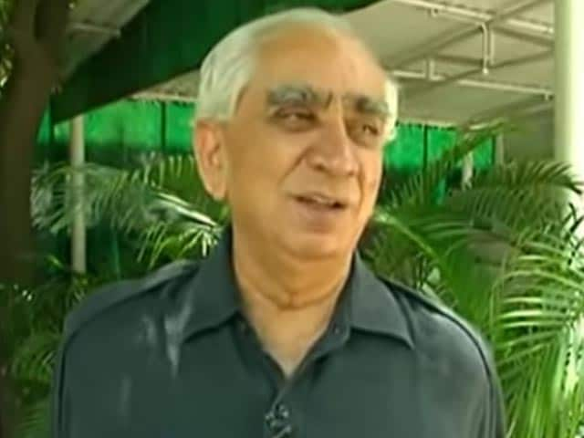 Video : Walk The Talk With Jaswant Singh (Aired: August 2009)