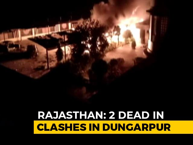Video : 2 Dead In Protest Over Jobs For Government Teachers In Rajasthan