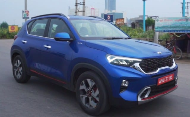 Videos : Kia Sonet Review in Hindi | Petrol IMT and Diesel Automatic | हिन्दी