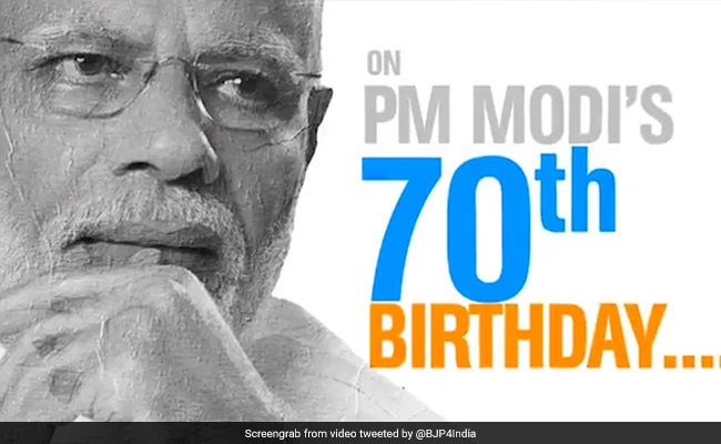 """on-pm's-birthday,-bjp's-virtual-exhibition-in-""""never-before-seen-format"""""""