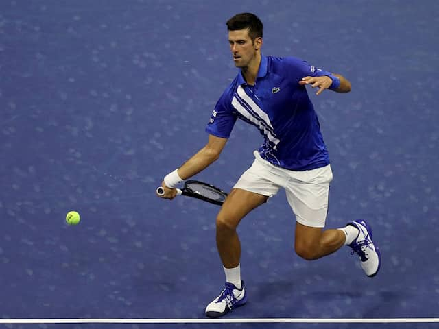 Us Open 2020 World No 1 Novak Djokovic Disqualified From The Tournament After Hitting Official With The Ball In Round Of 16 Tennis News Nxgnews