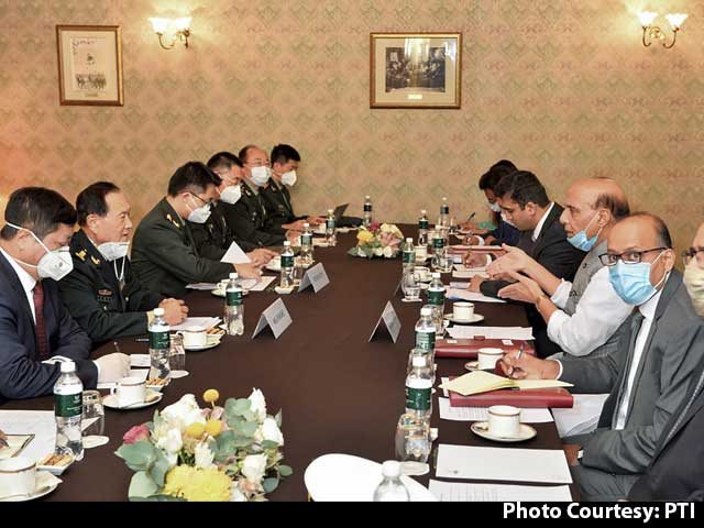 Video : Can't Lose An Inch Of Territory: China Statement After Rajnath Singh Meet