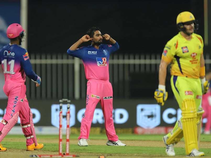 Ipl 2020 Rr Vs Csk Highlights Rajasthan Royals Beat Chennai Super Kings By 16 Runs Cricket News