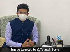 """TMC Government Murdered The Rule Of Law"" In Bengal: Tejasvi Surya"