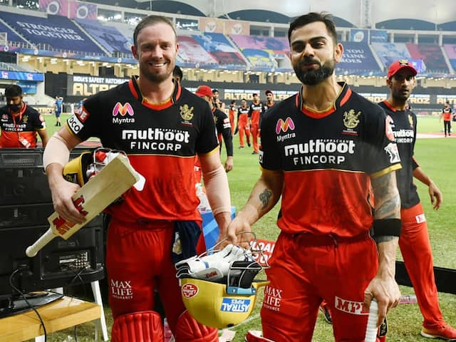 IPL 2020: Virat Kohli Shares Heartwarming Post As Tribute To Friendship With AB de Villiers