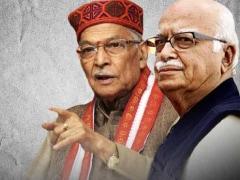 बाबरी विध्वंस मामले में CBI के फैसले पर BJP ने जताई खुशी, फैसले को बताया 'सत्य की जीत'
