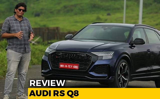 Video : 2020 Audi RS Q8 Review: A Blast Of An SUV