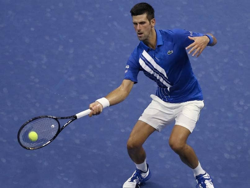 US Open: Novak Djokovic Marches On With Straight-Sets Victory